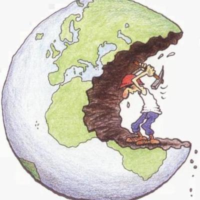 problemática ambiental de la producción y consumo en Colombia y el mundo  timeline