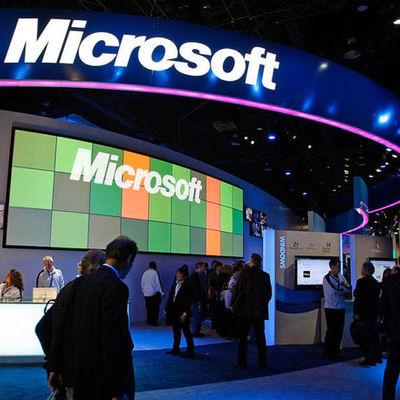 Historia de Microsoft timeline