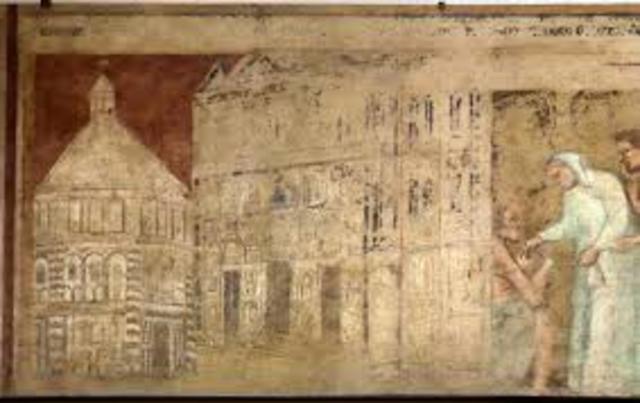 Santa Croce: primo insediamento Francescano