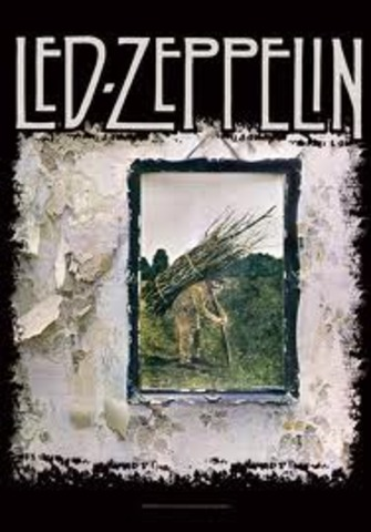 New album Led Zeppelin IV