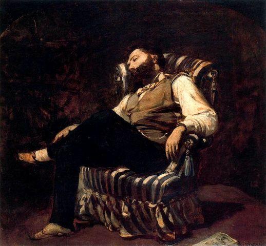 La migdiada - Ramon Martí i Alsina