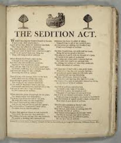 Sedition Act