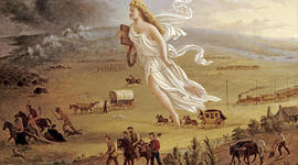 The American West : History and Myth timeline