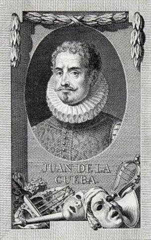 JUAN DE LA CUEVA 1543/1612