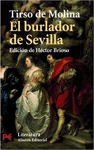 EL BURLADOR DE SEVILLA 1616