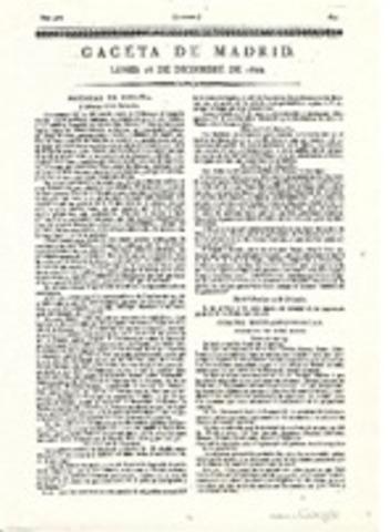 27 enero 1822