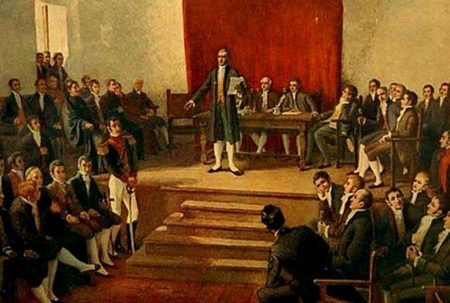 31 de octubre 1822