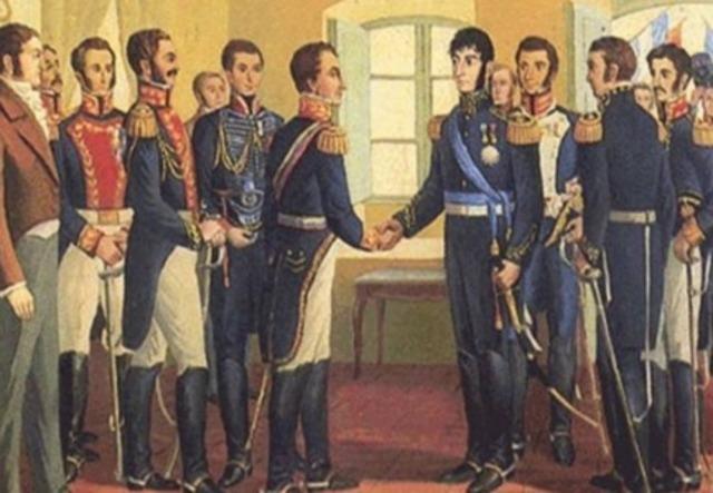 1 de febrero 1823