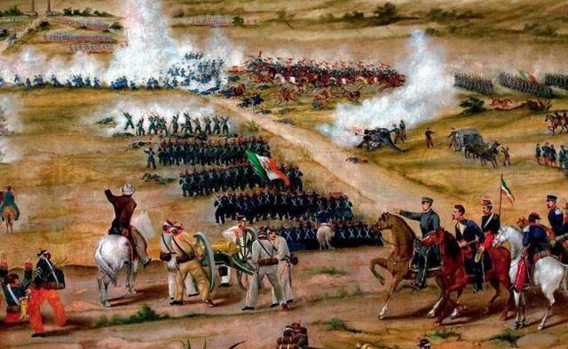5 de mayo de 1862 Batalla de Puebla
