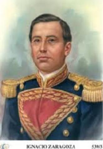8 de septiembre 1862. Muere Zaragoza