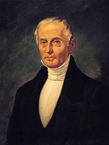 1 de abril 1833