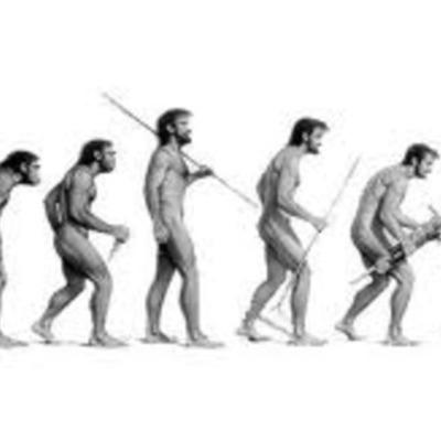 Evolución del dispositivo básico de construcción de las computadoras timeline