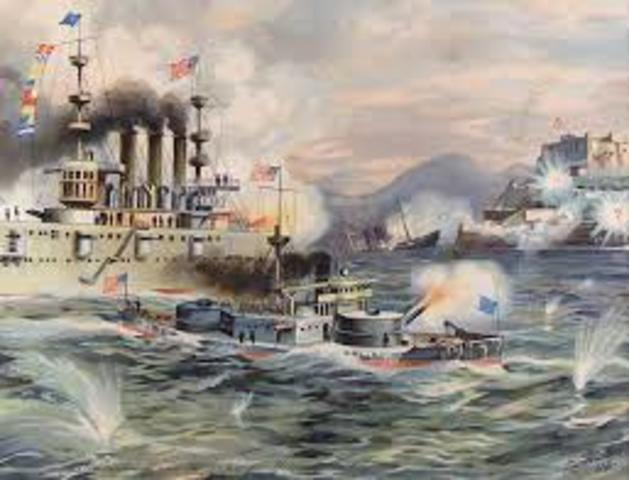 Battle of Santiago de Cuba