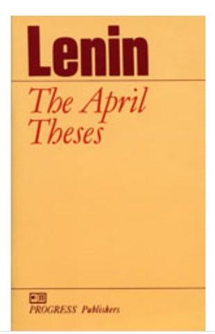 Tesis de abril