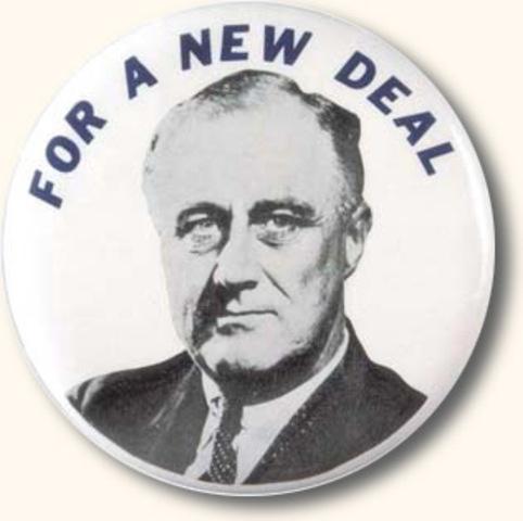 Medidas contra la crisis el New Deal.
