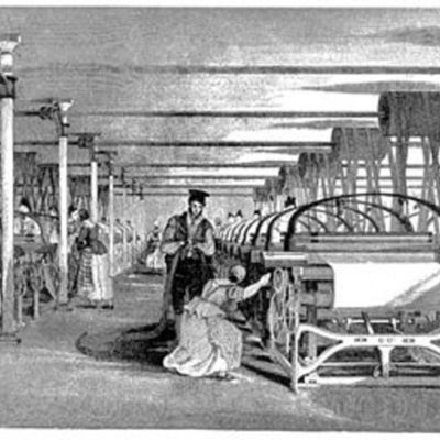 Industrielle Revolusjon (1750-1914) timeline
