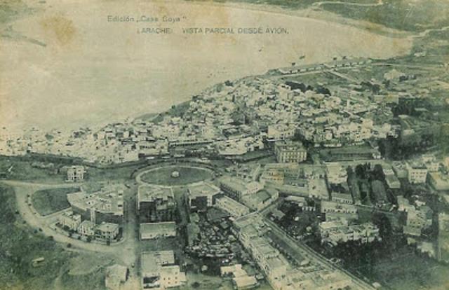 Ocupación de Larache y Alcazarquivir (Marruecos)