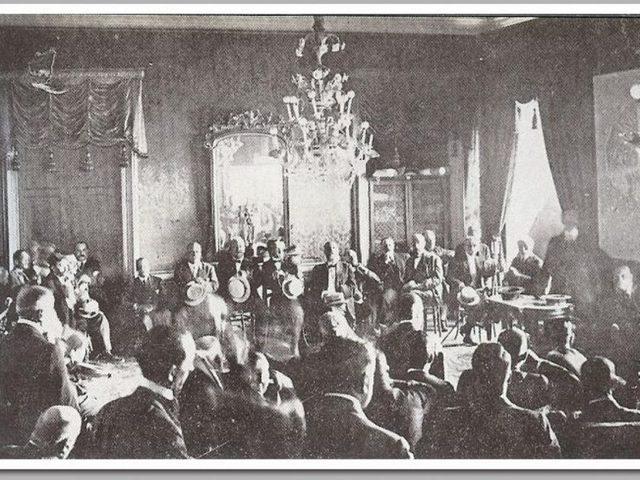 Asamblea Parlamentaria (Triple crisis)