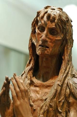 Maddalena di DONATELLO