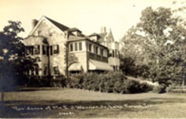Oakhurst built