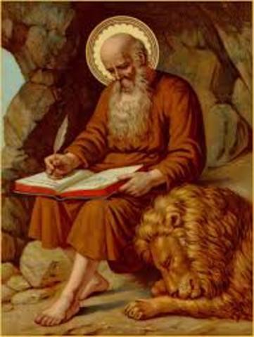 San Jerónimo escribe para su sobrina un programa de educación