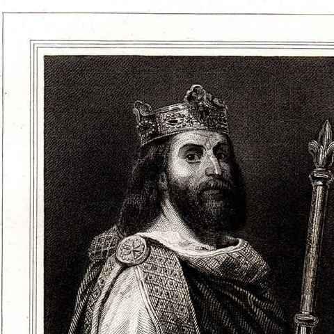 Luis II el Tartamudo