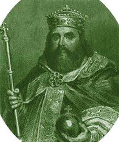 Emperador Carlos III el Gordo