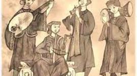 HISTORIA DE LA MÚSICA ANTIGUA timeline