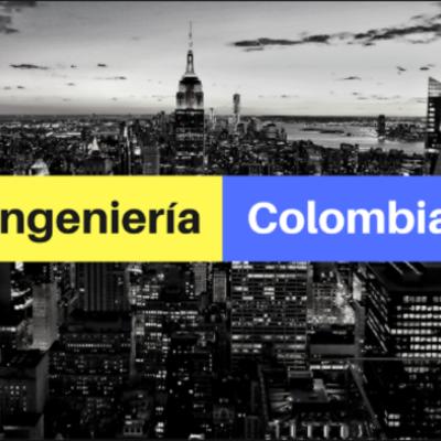 INGENIERÍA EN COLOMBIA timeline