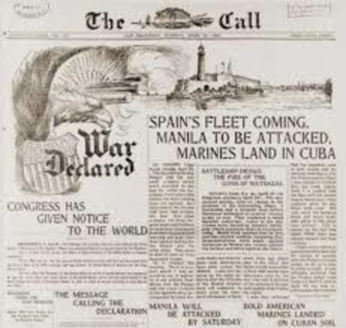 Spanish American War (1)