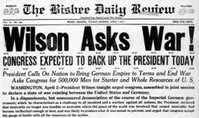World War One (4)