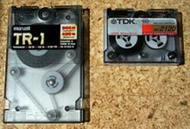 Extension de memoria en cinta magnetica