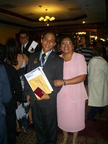 Graduacion del CCI, fin de Diversificado
