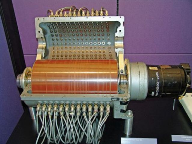 Tambor Magnetico