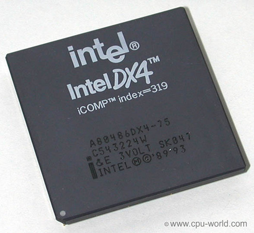 Intel 80486DX4