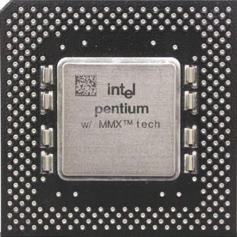 Intel Pentium MMX