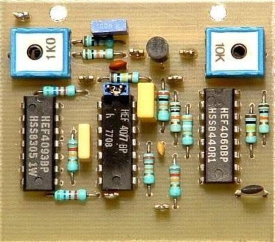 Avance en tecnologías en circuitos digitales