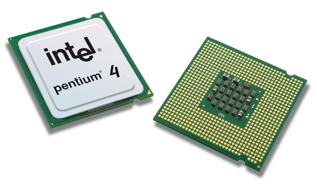 Sale el microprocesador Intel Pentium 4 (Prescott)