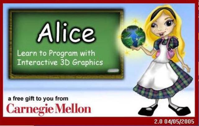 Aprendí a programar en Alice y en Pascal
