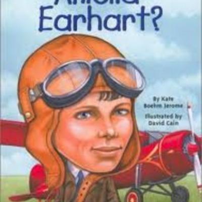 Amelia Earhart - Take off until Landing timeline