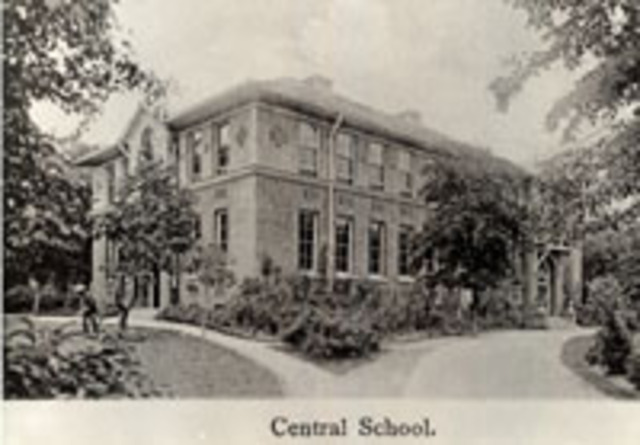 Central School opens