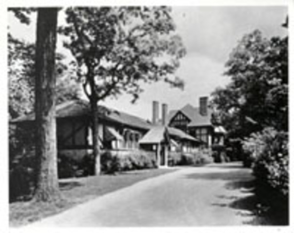 Alice Home Hospital built