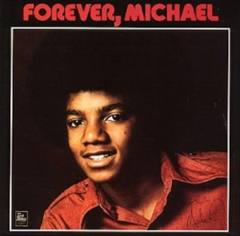 """""""Forever, Michael"""" Album"""
