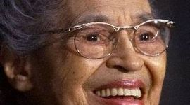The Life of Rosa Parks timeline