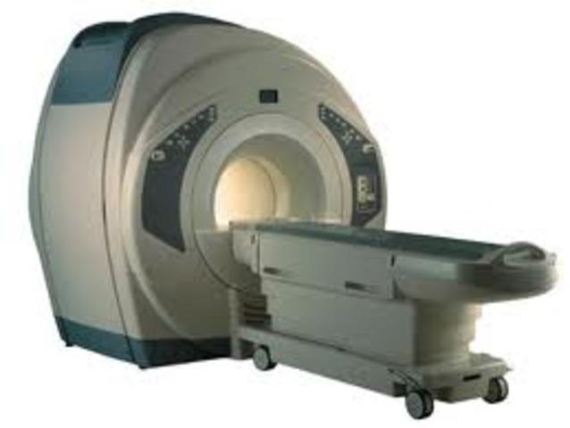 MRI Scanner 1977