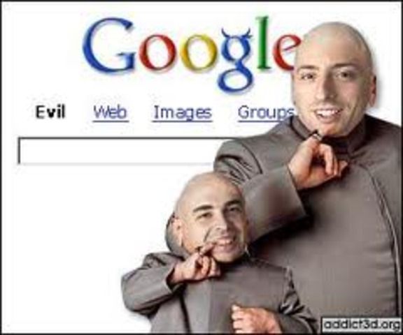The Invention of Google
