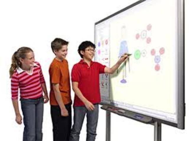 Smart Board: The Interactive White Board