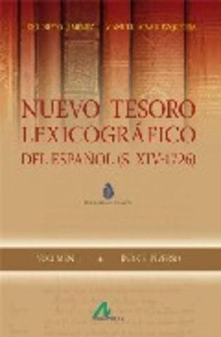 Nuevo tesoro lexicográfico del español