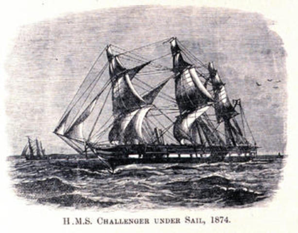 Charles Wyville Thomson, Challenger Expedition