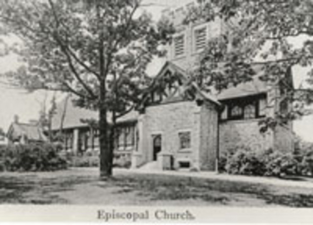 Church of the Holy Spirit built